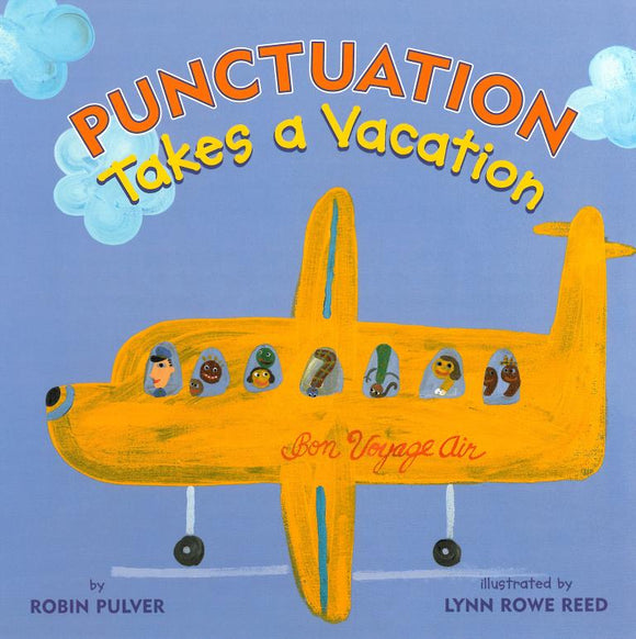 Punctuation Takes A Vacation </br> Item: 418206