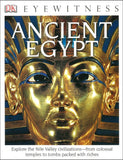 DK Eyewitness: Ancient Egypt </br> Item: 420480