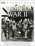 DK Eyewitness: World War II </br> Item: 420596