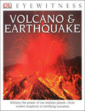 DK Eyewitness: Volcano & Earthquake </br> Item: 426185