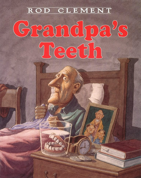 Grandpa's Teeth </br> Item: 435574