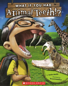 What If You Had Animal Teeth!? </br> Item: 484381