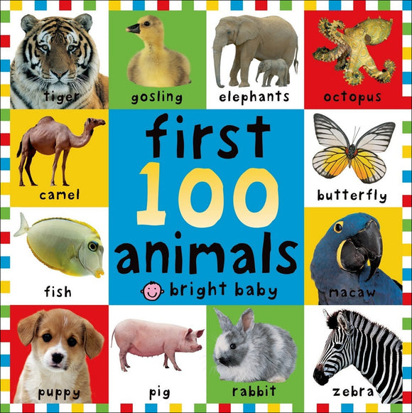 First 100 Animals </br> Item: 496760