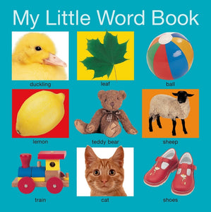 My Little Word Book </br> Item: 514648