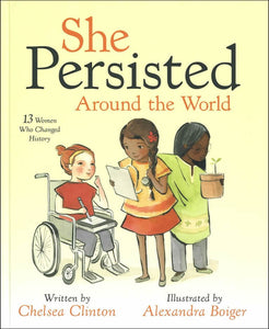 She Persisted Around the World </br> Item: 516996