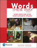 Words Their Way Word Sorts for Letter Name-Alphabetic Spellers, 3rd Ed </br> Item: 529790