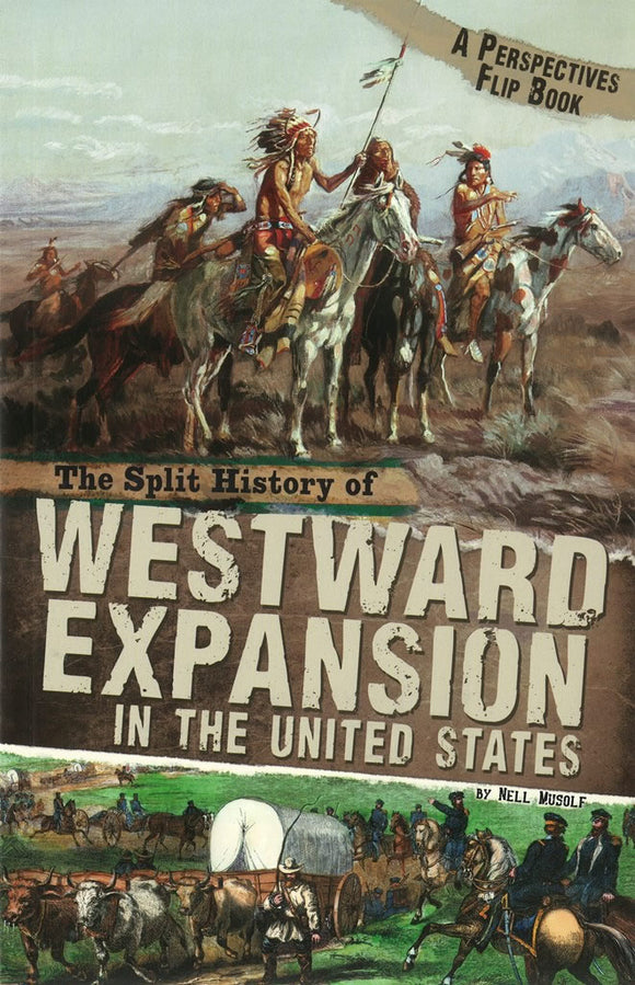 The Split History of Westward Expansion </br> Item: 545963