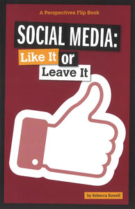 Social Media: Like It or Leave It </br> Item: 550240