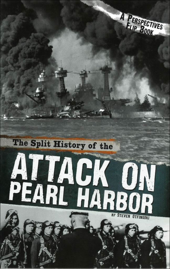 The Split History of the Attack on Pearl Harbor </br> Item: 556952