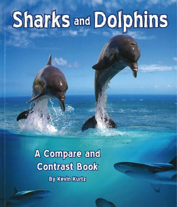 Sharks and Dolphins </br> Item: 557398