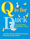 Q is for Duck </br> Item: 574124