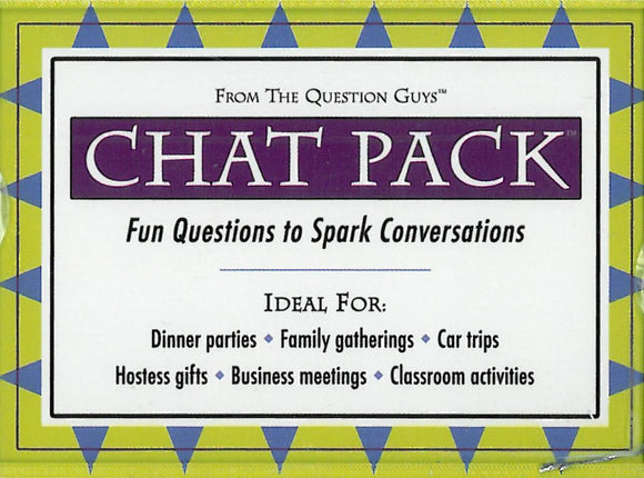 Chat Pack</br> Item: 580165