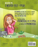 Believe Me, I Never Felt a Pea! </br> Item: 586264