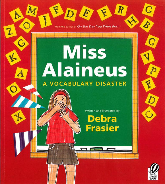 Miss Alaineus: A Vocabulary Disaster </br> Item: 60534