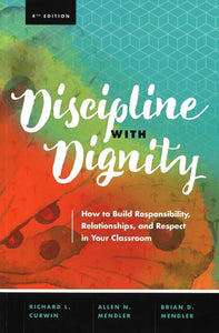 Discipline with Dignity, 4th Edition </br> Item: 625810