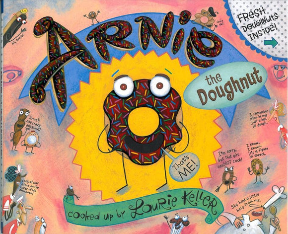 Arnie the Doughnut (Hardcover) </br> Item: 62830