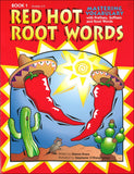 Red Hot Root Words Book 1 </br> Item: 630379