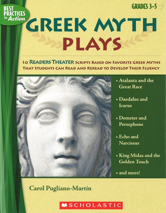 Greek Myth Plays </br> Item: 640145