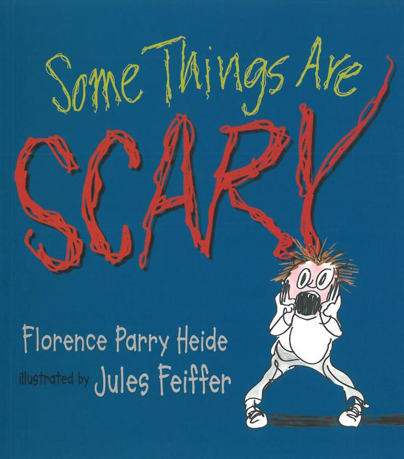 Some Things Are Scary </br> Item: 655907