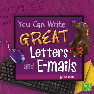 You Can Write Great Letters and E-mails </br> Item: 679633