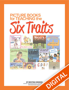 6-Traits Picture Book Recommendations, Item: 528