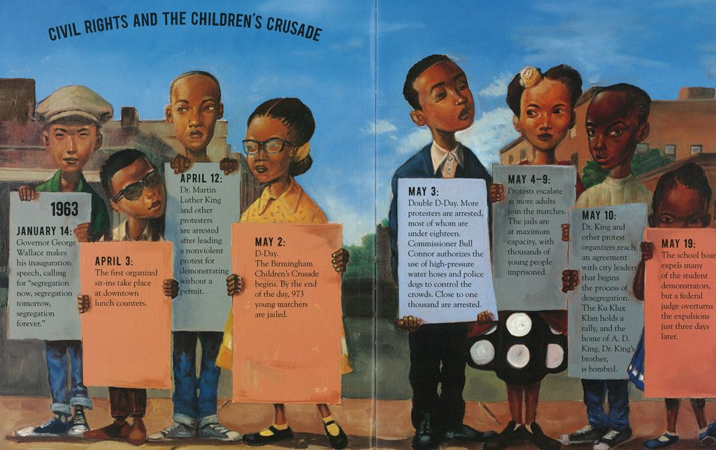 Let the Children March – The Literacy Store