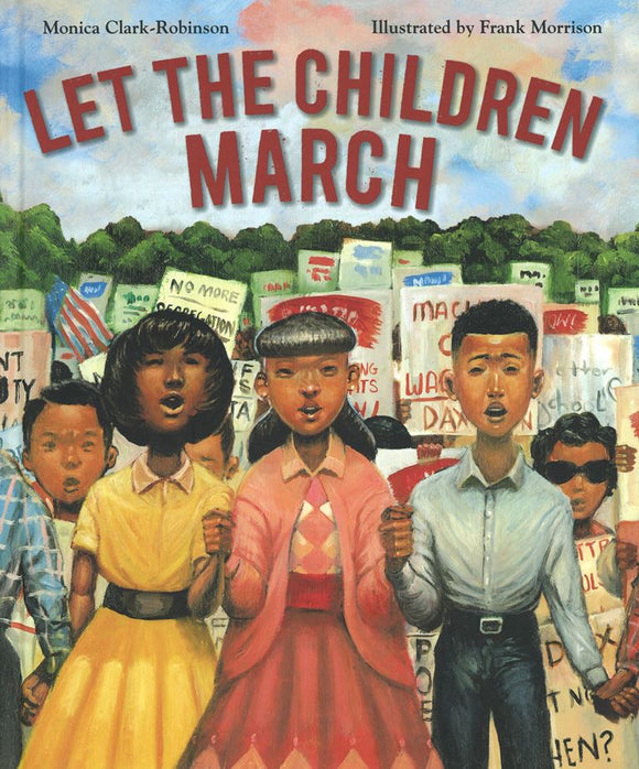 Let the Children March </br> Item: 704527