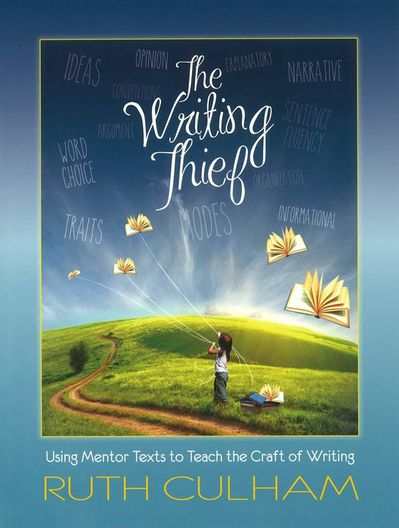 The Writing Thief </br> Item: 70998