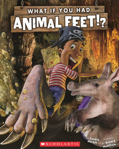 What If You Had Animal Feet!? </br> Item: 733120