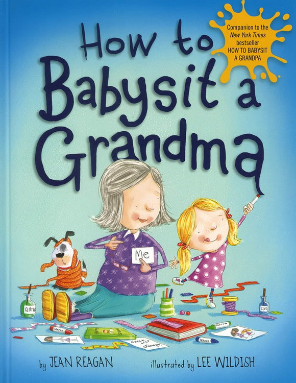 How to Babysit a Grandma </br> Item: 753845