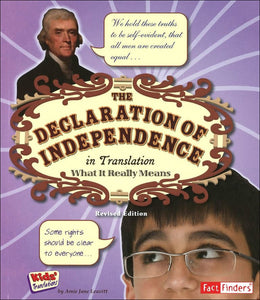 The Declaration of Independence in Translation </br> Item: 762508