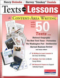Texts and Lessons for Content-Area Writing </br> Item: 77673