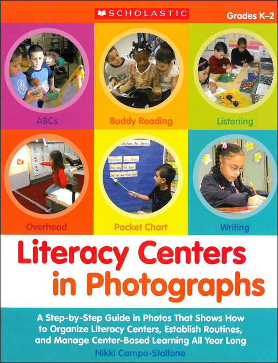 Literacy Centers in Photographs </br> Item: 7986