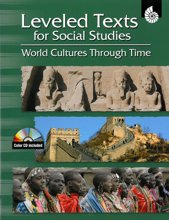Leveled Texts for Social Studies: World Cultures Through Time </br> Item: 800833