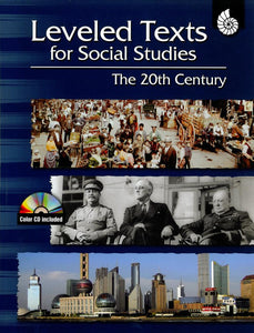 Leveled Texts for Social Studies: The 20th Century </br> Item: 800840
