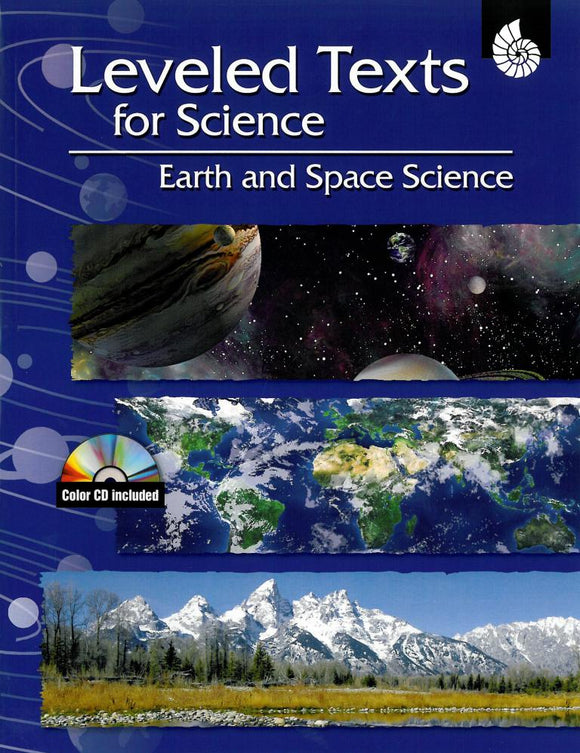 Leveled Texts for Science: Earth and Space Science </br> Item: 801601