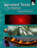 Leveled Texts for Science: Physical Science </br> Item: 801618