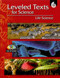 Leveled Texts for Science: Life Science </br> Item: 801625