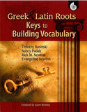 Greek & Latin Roots </br> Item: 804725