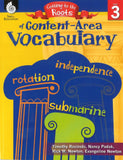 Getting to the Roots of Content-Area Vocabulary: Level 3 </br> Item: 808631