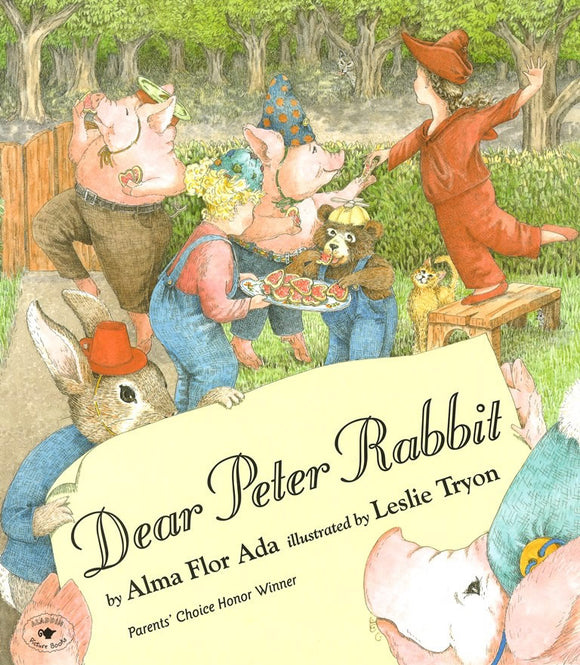 Dear Peter Rabbit </br> Item: 812897