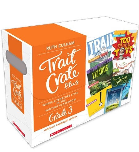 Trait Crate Plus, Grade 3 </br> Item: 837712