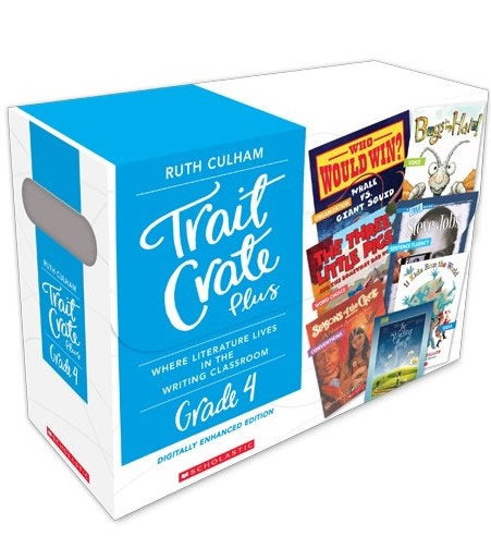 Trait Crate Plus, Grade 4 </br> Item: 837729