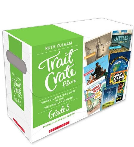 Trait Crate Plus, Grade 5 </br> Item: 837736