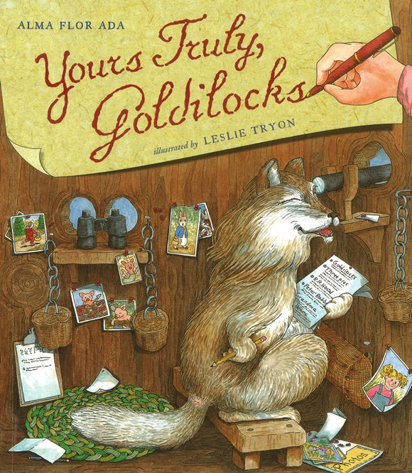 Yours Truly, Goldilocks </br> Item: 844522