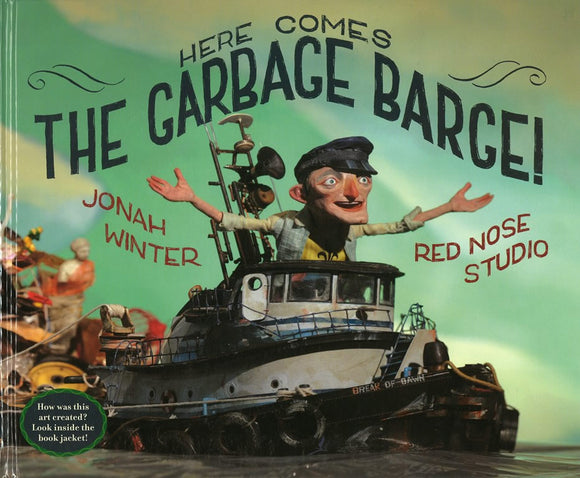 Here Comes the Garbage Barge! </br> Item: 852183