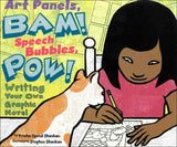 Art Panels, BAM! Speech Bubbles, POW! </br> Item: 863934