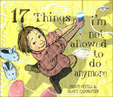 17 Things I'm Not Allowed to Do Anymore </br> Item: 866012