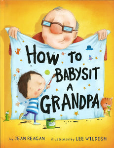 How to Babysit a Grandpa </br> Item: 867132