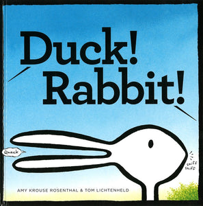 Duck! Rabbit! </br> Item: 868655